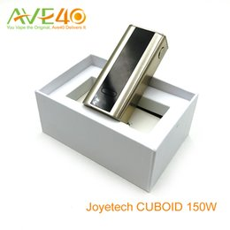 Wholesale Joyetech Cuboid w Mod Temp SS316 Mode w Big Out Put Best Matching with Joyetech Cubis Tank VS Evic VTC Mini with Cubis
