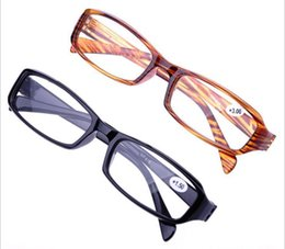 Wholesale cheapest reading glasses with NO coating on clear lens safety useful the aged glasses light weight gsm pc NO GR0001