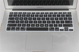 Wholesale US Version layout Silicone Keyboard Protector Cover For MacBook quot quot quot Pro Retina quot Air