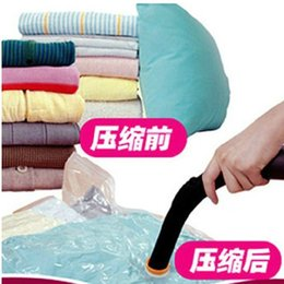 Wholesale Pieces Hot Sale Large Space Saver Saving Storage Bag Vacuum Seal Dustproof Compressed Organizer