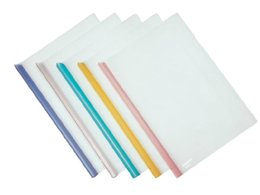 Wholesale Comix A858 Report Cover colour red blue gray use for Documents Files Holder and Display