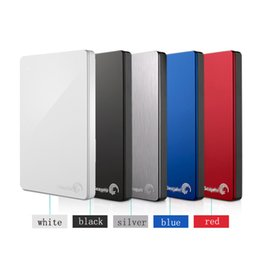 Wholesale Seagate USB inch GB external hard drive HDD fashion portable mobile hard drive diso duro externo mobile device backup