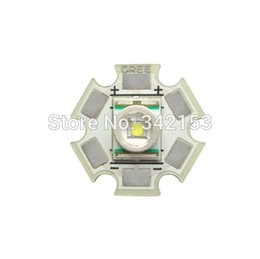Wholesale Free HK Post Shipping Cree XR E Q5 White W mm High Power LED Light LM For Lamp Torch Light Beads High Brightness