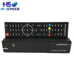 Wholesale 2015 Zgemma H H Satellite Receiver DVB S2 Hybrid DVB T2 C Set Top Box Linux Operating System DMIPS CPU PROCESSOR Zgemma Star