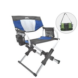 Wholesale High Quality New Lightweight Outdoor Fishing Hiking Equipment Folding Picnic Arm Chair Magician Chair Camping Chair Seat
