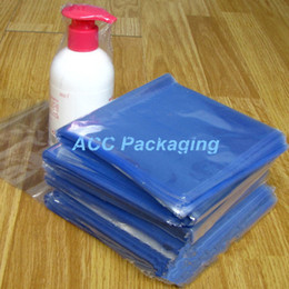 Wholesale 9.8x13.8Inch (25x35cm) PVC Heat Shrink Wrap Film Bag Membrane Plastic Packaging Film Transparent Heat Shrinkable Bag