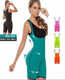 Wholesale 2015 Full Body Shapers Waist Training Corsets Neoprene Waist Trainer Hot Plus Size Women Butt Lifter With Tummy Control Shapewear