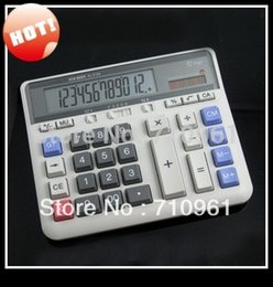 Wholesale hot sell Super computer key counter Bank special calculator for Accounting office business