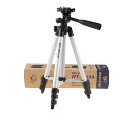 Wholesale Arrival WeiFeng A Digital Camera Tripod Portable Light weight Affordable Camera Tripod Stand WF3110A