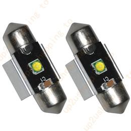 4 x High Power 31MM 32MM 3535-SMD Blanc Dome Festoon LED Carte Ampoule DE3175 pour la livraison gratuite à partir de cartes haute fournisseurs