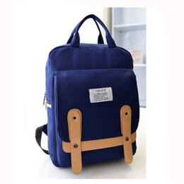 Wholesale-Women bags Backpack Girl School Fashion Shoulder Bag Rucksack Canvas Travel bag B066