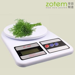 Wholesale The new Digital Kitchen Weight Scale amp Kitchen Scale with Alarm Timer g g