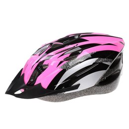 Wholesale Bicycle Helmet Safety Cycle BIke Riding Head Protector Awesome Shape Outlook Color Option Bicycle Accessories Equipment Tool