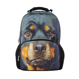 Canada Dog Print Backpack Supply, Dog Print Backpack Canada Stock ...
