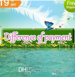 difference of payment or the extra payment for the item did not upload or other items not enough payment
