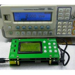 Wholesale Mini LCD Digital Oscilloscope DIY Kit DSO062 M Banwidth Msps Real time Sampling Rate DHL E0686