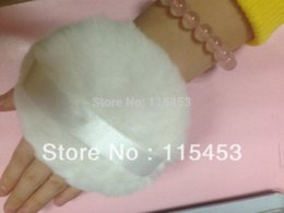 Wholesale 3pcs mm Jumbo Body Powder Puff Soft Fluffy Plush Body Puff puff coat puffs baby