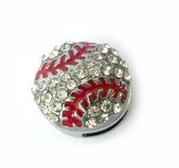 Wholesale EXTRA FEE sport balls slide charm