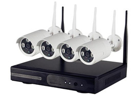 Wholesale 4ch Hd Wireless Nvr Kits Waterproof p Wifi Ip Ballet Camera Support P2p Plug And Play Cctv Security Camera System From Hdcctvsystem