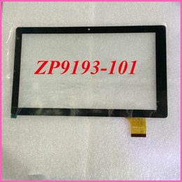 High quality Replacement Capacitive Usb Touch Screen Digitizer Panel For ZP9193-101