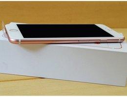 Wholesale 2015 Newest goophone i6s plus real G LTE Fingerprint quot MTK6735 bit Quad Core GB V5 i6 android phone smartphone GPS x720