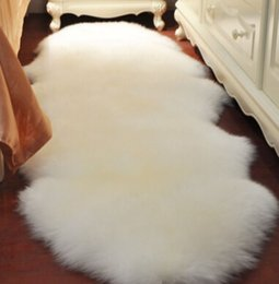 Wholesale Australian pure wool sofa cushion the whole sheep s wool carpet cushion window with the sitting room the bedroom blankets customized rug