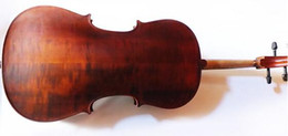 Wholesale Poor grade wood cello cello professional matte antique cello playing piano advanced instruments