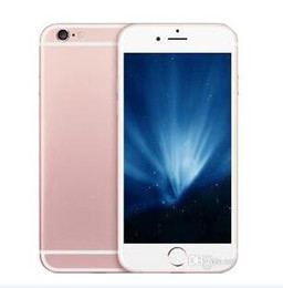 Wholesale Best Goophone i6s Dual Core MTK6572 Android Lollipop inch QHD G WCDMA Show GB GB Fake LTE G Smartphone