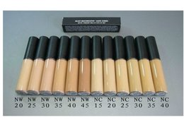 Wholesale lowest price NEW makeup SELECT MOISTURECOVER CACHE CERNES concealer ml