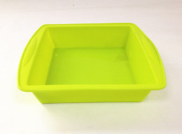 Wholesale competitive price Deep Dish Round Pan quot Non Stick Silicone Container Concentrate Oil BHO