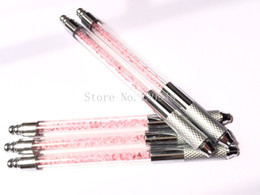 Wholesale 5Pcs Korea mm Length Manual Microblading Pen Eyebrow Embroidery Tattoo Machines For Permanent Makeup