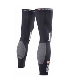 Wholesale Discount Sale X BIONIC Cycling Leg Warmers Warm Light Leg Sleeves Covers Energy Bicycle Oversleeve UV Protection Bike Accessory