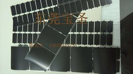 PET opaque black film, black self-adhesive film, PET with plastic black film, surface protection film battery
