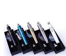 new Vapelyfe mechanical E cig kit rebuildable dripping electronic cigarette starter kit vape lyfe RDA mod set 5 colors