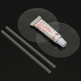Wholesale High quality PVC Puncture Repair Patch Glue Kit Adhesive For Inflatable Toy Swimming Pools Float Air Bed Dinghies order lt no track