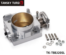 TANSKY - FOR SUBARU GDB WRX STI VERSION 7 8 EJ20 TURBO 2001-2005 70mm Aluminum Turbo Throttle Body TK-TBEJ20SL