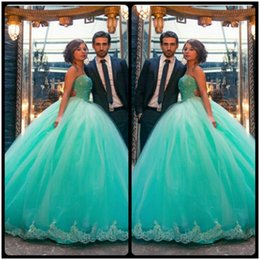 2016 Gorgeous Puffy Modern Sweet 16 Quinceanera Dresses Masquerade Ball Gowns for Girls Custom Made