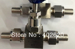 Wholesale J23W P inch stainless steel needle valve needle valve pneumatic needle valve hydraulic needle valve