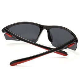 Wholesale-Polarized mutifunctional sport Sun Glasses Outdoor Sports Cycling Sunglass 8520 Mountain Bike Bicycle Glasses