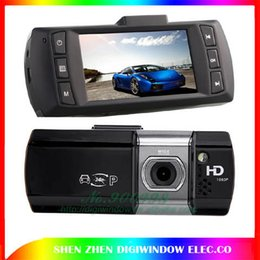 Wholesale Car DVR Camera Vehicle Video Recorder AT500 With Advanced WDR quot LCD Hours Parking Monitor Mode Car DVR