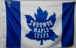 Toronto Maple Leafs NHL National Hockey League Flag hot sell goods 3X5FT 150X90CM Banner brass metal holes TML5
