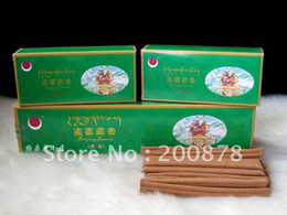 Wholesale TBC940 Tibetan traditional Herb Incense sticks Nimu Handmade Tibetan Incense