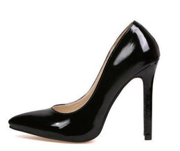 Wholesale Stiletto Heels Sale - 2015 hot sale Brand Women Bridal Shoes Red soles High Heels Sexy Woman Pumps Ladies Pointed Toe High Heels Shoes size 35-40