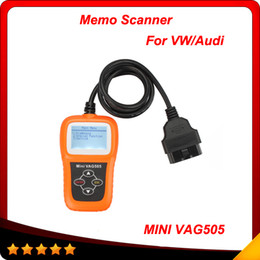 2015 Hot selling Mini VAG505 Super Professional for VW AD Scanner mini vag 505 auto scanner free shipping