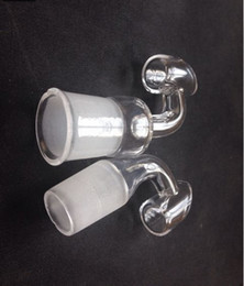Wholesale Quartz banger nail Best price with Male and female mm mm joint Water pipes fittings club banger nail domeless high quality free shipp