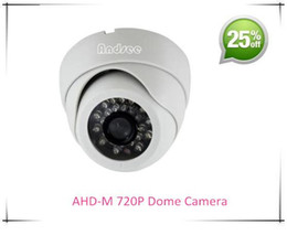 Promotion,Hot 720P AHD Dome Camera in 3.6mm Lens, 20m IR Distance Camera Free Shipping