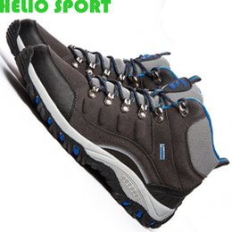 Wholesale-men hiking shoes non slip breathable waterproof mountain climbing trekking outdoor sport shoes zapatos hombre hiking shoes 298t