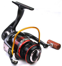 Wholesale New arrival Fishing Reels Ball Bearing12BB RB Spinning Reels SHK Pre Loading Spining Wheel right left interchangeable