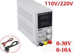 Wholesale Mini adjustable DC power supply V V regulated output voltage V output current A regulator EU US AU UK plug
