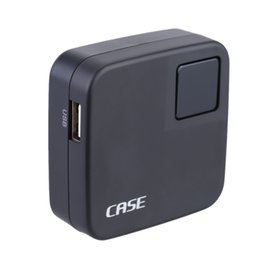 Mini cámaras wi fi en Línea-CASO + Mini Smart Wi-fi cámara inalámbrica de control del controlador de disparo del obturador con vista en vivo a través de Smartphone Pad para Canon Nikon DSLR D3161